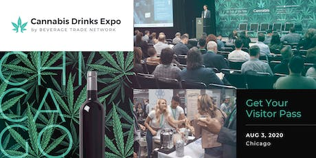 2020 Cannabis Drinks Expo - Visitor Registration Portal (Chicago) tickets