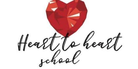 Heart to heart School with Marc Joshua de l'Isle