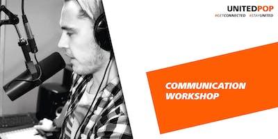 """Workshop: Kako postati radijski spiker i """"glas s reklame"""""""