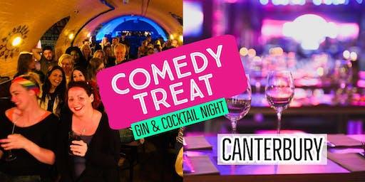 Comedy Treat - Gin & Cocktail Special (Bramleys)
