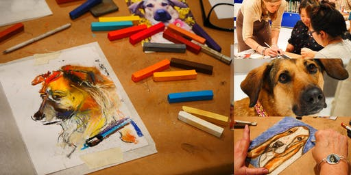 After-Hours Pastel Painting Workshop @ AKC Museum of the Dog