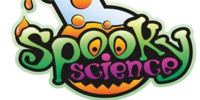 Big Science Club - Spooky Science