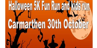 Halloween 5K Fun run and Kids run
