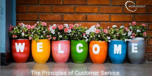WORLD HOST -Principles of Customer Service EDI (Lounge Consultants Only)