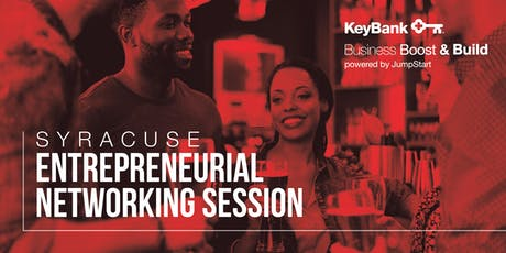 KeyBank Business Boost & Build Networking & Info Session tickets