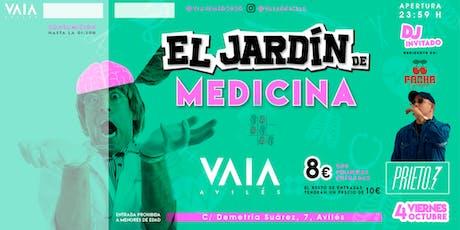 Fiesta Universitaria Medicina en VAIA Avilés entradas