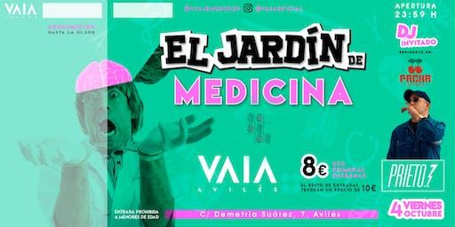 Fiesta Universitaria Medicina en VAIA Avilés