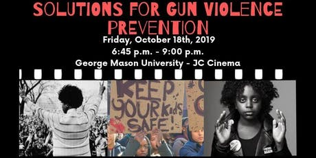 Talk About It: Breaking the Taboo, Building Solutions for Gun Violence tickets