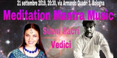 Mantra Vedici biglietti