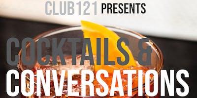 Cocktails & Conversations Wednesdays
