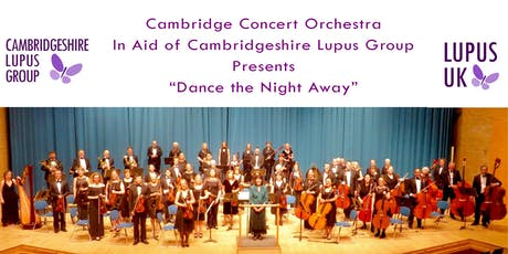 "Cambridge Concert Orchestra Present ""Dance the Night Away"" tickets"