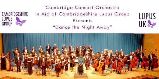 "Cambridge Concert Orchestra Present ""Dance the Night Away"""