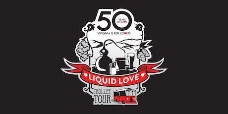 Harvest Liquid Love Trolley Tour tickets