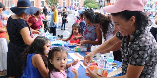 Family Day with the Carlos Rosario School