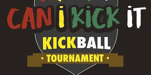 Can I Kick it - Kickball Tournament & Mini Mobile Soul Sunday