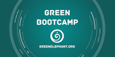 Green Bootcamp - 2-days in person + 3h online tickets