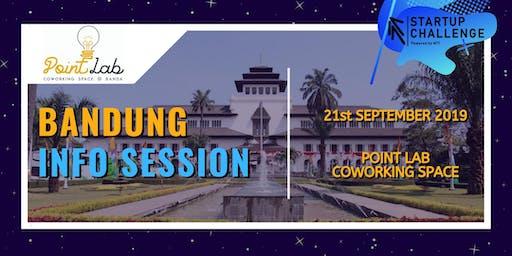 NTT Startup Challenge 2019 Info Session - Bandung