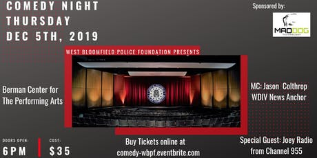 Comedy For a Cause 2019 tickets