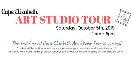 Cape Elizabeth Art Studio Tour tickets
