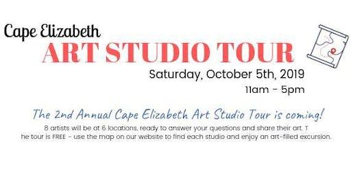 Cape Elizabeth Art Studio Tour
