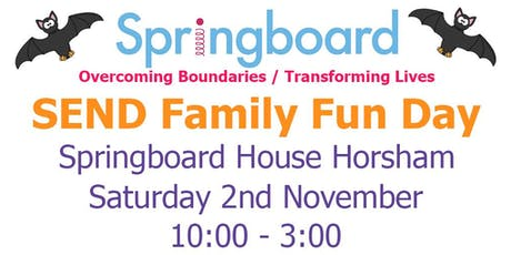 SEND (Special Educational Needs & Disability) Family Fun Day tickets