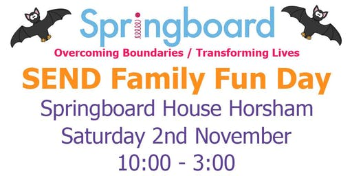 SEND (Special Educational Needs & Disability) Family Fun Day