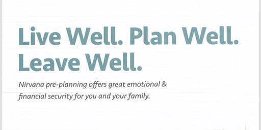 Live Well. Plan Well. Leave Well.