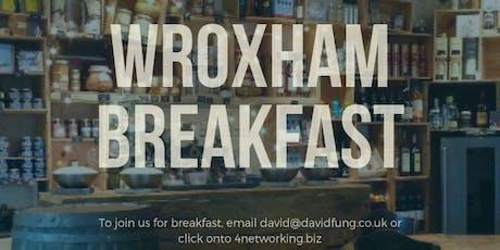 Wroxham Breakfast Business Networking tickets