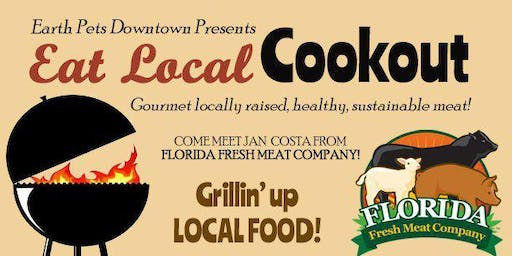 Eat Local Cookout