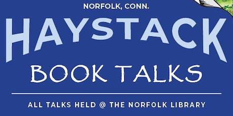 Haystack Book Talks Festival tickets