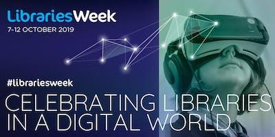 Libraries Week (Tarleton) #librariesweek