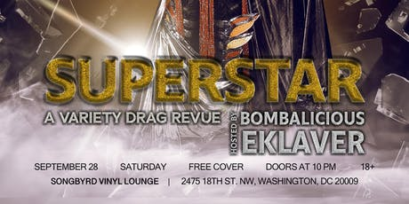 Superstar A Drag Revue tickets