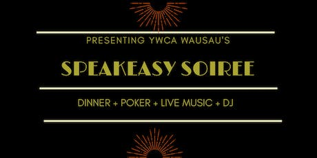 Speakeasy Soiree tickets