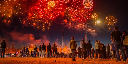 Halesowen Cricket Club Bonfire & Fireworks 2019