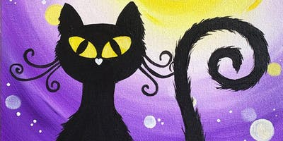Mystic Mog - Family Brush Party - Bicester