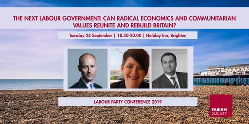 Can radical economics and communitarian values reunite and rebuild Britain?
