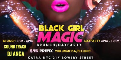PRETTY GIRLS ROCK BRUNCH/DAYPARTY