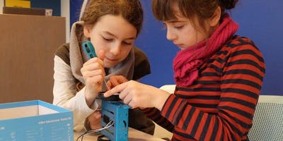 Einmaliger WORKSHOP: Robotics mit mBot