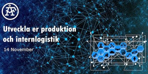 Utveckla er produktion och internlogistik