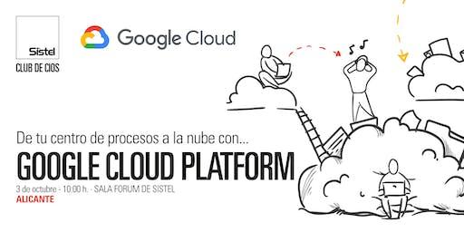 Migración a la nube con Google Cloud Platform