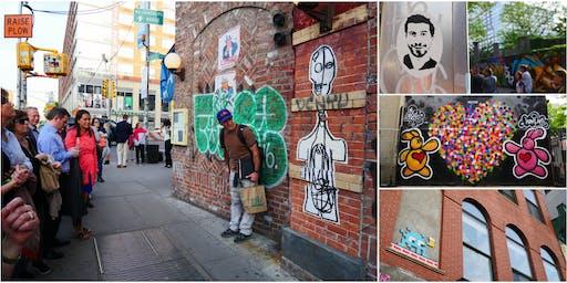 Exploring the Hidden Galleries & Street Art in the Lower East Side