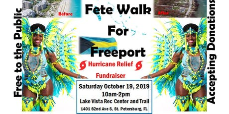 Fete Walk for Freeport: Fitness and Fundraiser  tickets