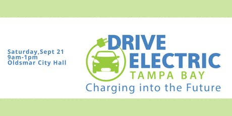 Drive Electric Tampa Bay tickets