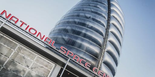 The Museum of the Moon - Talk and Exhibits with the National Space Centre