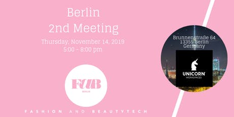 Fashion & BeautyTech Berlin: Founders & Funders share their learnings tickets