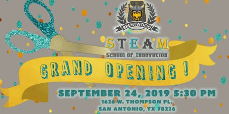 Grand Opening: Brentwood STEAM School of Innovation tickets