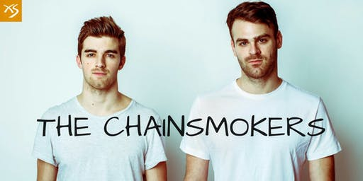 THE CHAINSMOKERS at XS Nightclub - OCT. 19 - FREE Guestlist!