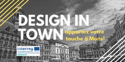 DESIGN IN TOWN Mons