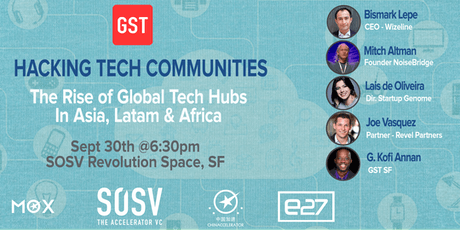Hacking Tech Communities:  The Rise of Global Tech Hubs in the Global South tickets