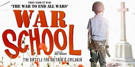 "FILM: ""War School"" tickets"